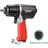 Professional 3/8'' Twin Hammer Air Impact Wrench