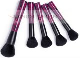 Metallic Printing Style Cosmetic Tool Single Powder Brush