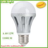 Die-Casting Aluminum LED Bulb A60 10W E27