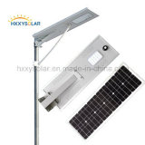 5W-120W All in One Integrated LED Solar Street Light with The Best Price