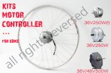 Front Drive Motor for Electric Bicycle