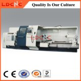 Industrial Horizontal Big Bore CNC Lathe Machine for Sale Ck61100