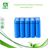 15c 20c 18650 3.2V Lithium LiFePO4 Cells Ifr18650 3.2V 1100mAh