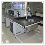 Epoxy Resin Top Analytical Laboratory Central Bench (HL-QG-X024)