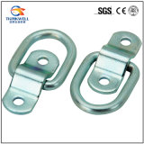 Forged Lashing D Ring with Bolt Eye and Bracket