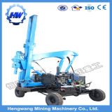 Highway Guardrail Hydraulic Vibratory Pile Driver