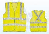 Jy-7002 PP LED Safety Vest Bright Reflective
