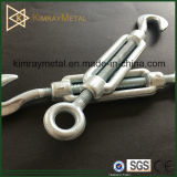 Hot DIP Galvanized Forged DIN1480 Turnbuckle