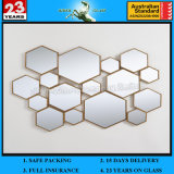 3mm-12mm Glass Mirrors and Bronze Decorations Mirror Glass Decoration Wall Supplier