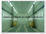 Customized Large Spray Booth Industrial Coating Equipment