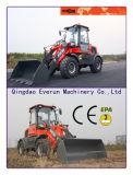 Everun CE Approved Farm Machine 1.6ton Small Shovel Loader