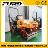 3t Double Drum Vibratory Roller (FYL-900)