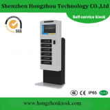 2017 Self Service Mobile Cell Phone Charging Station Kiosk