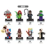 2016 Hot Sale Super Hero Marvel Building Blocks X0113