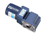 25W 110V 50/60HzRight Angle AC Gear Motor--Spiral Bevel