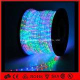 12V SMD5050 High Brightness Color Changing LED Rope Light