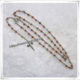 Fashion Natural Stone Rosary Beads for Promotion (IO-cr155)