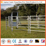 Hot Dipped Galvanized Oval Rail Horse Panel