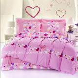 Korean Fashion Princess Style Bed Cotton Percale Fabric Comforter Set