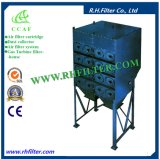 Ccaf Pleated Cartridge Dust Collector