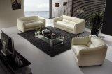 Living Room Genuine Leather Sofa (SBL-371)
