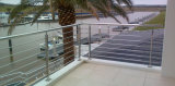 Good Price Stainless Steel Solid Rod Bar Railing System/Stainless Steel Rod Balustrade