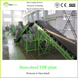 Eco-Friendly! ! ! Dure Shred High Quality Tire Recycling Plant (TR1740)