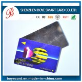 3D Patten Mirror Surface Membership Card