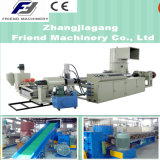 PE PA PP Recycling and Pelletizing Production Line/Plastic Film Granulating Line