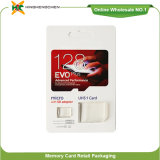 Taiwan Micro SD Card 128GB Class 10 TF memory Card for Samsung Evo Plus with Adapter