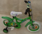 White Tyre Children Bicycle D69