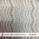 Elastic Lace Fabric by The Yard (M1057)