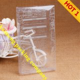 China White Color Printed Clear Plastic PVC Box Price