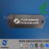 Metal Nameplate, Aluminum Plate (SZXY029)