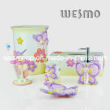 Polyresin Children′s Bath Set (WBP0266A)