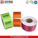 SGS Popular Customized Adhesive Label