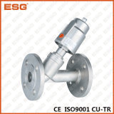 Flange Ends Ss Material Piston Actuated Valve