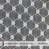 White Lace Mesh Lace Fabric for Lingerie (M0211)