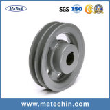 OEM Customized Ductile Cast Iron Sand Casting Pulley Wheel