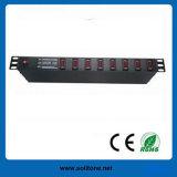 Individual Switch Control PDU, 19-Inch Network Cabinet Size 2u,