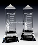 The Ladder to Success Crystal Award (TS14)