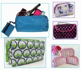 Fashion Style Fabric Cosmetic Bag
