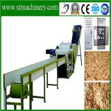 Corn, Bamboo, Sugar Cane, Stalk Drum Pattern Chipper Machine Bx216