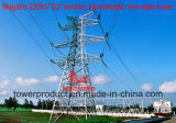 220kv Sj1 Tension Transmission Line Steel Tower