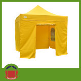 Folding Canopy Tent with Window and Door