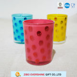High Quality Colored 12oz Drinking Glass Tumbler