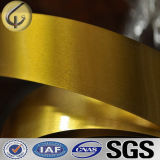 Golden Lacquered ETP Tinplate Steel Strip