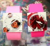 ABS Strap Japan Movement Waterproof Decor Watches