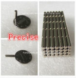 Wholesale Rare Earth Permanent Cylinder Magnet in OEM