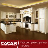 The King Returned II Luxurious Solid Wood Kitchen Cabinet (CA14-03)